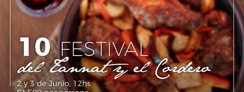 10º Festival del Tannat y el Cordero 2018