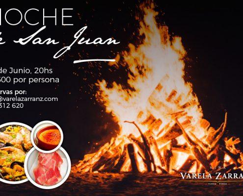 Se acerca una nueva edición de la Noche de San Juan