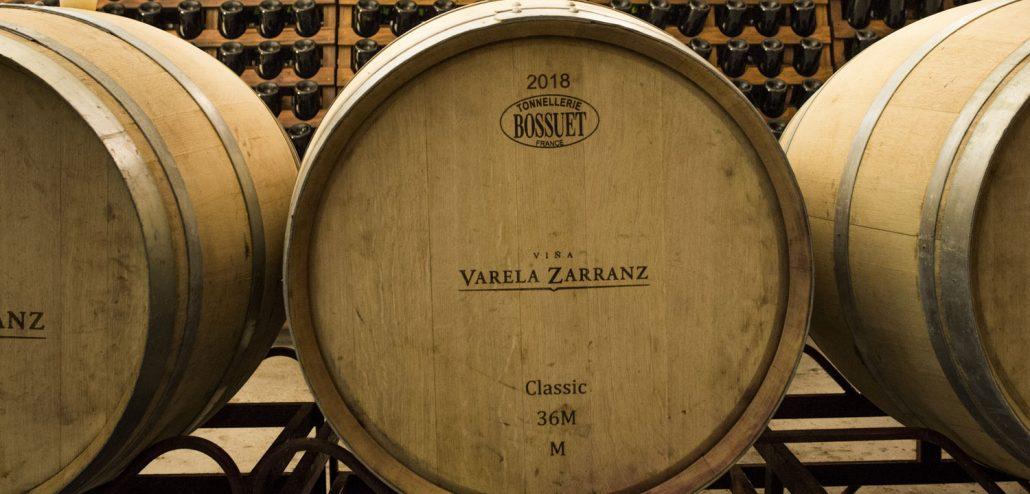Viña Varela Zarranz - Catálogo de vinos