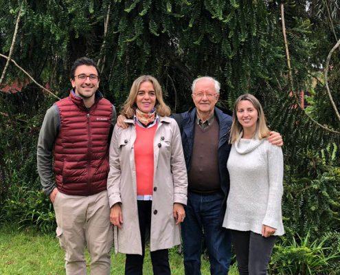 El autor de la Guía Peñin visitó nuestra bodega