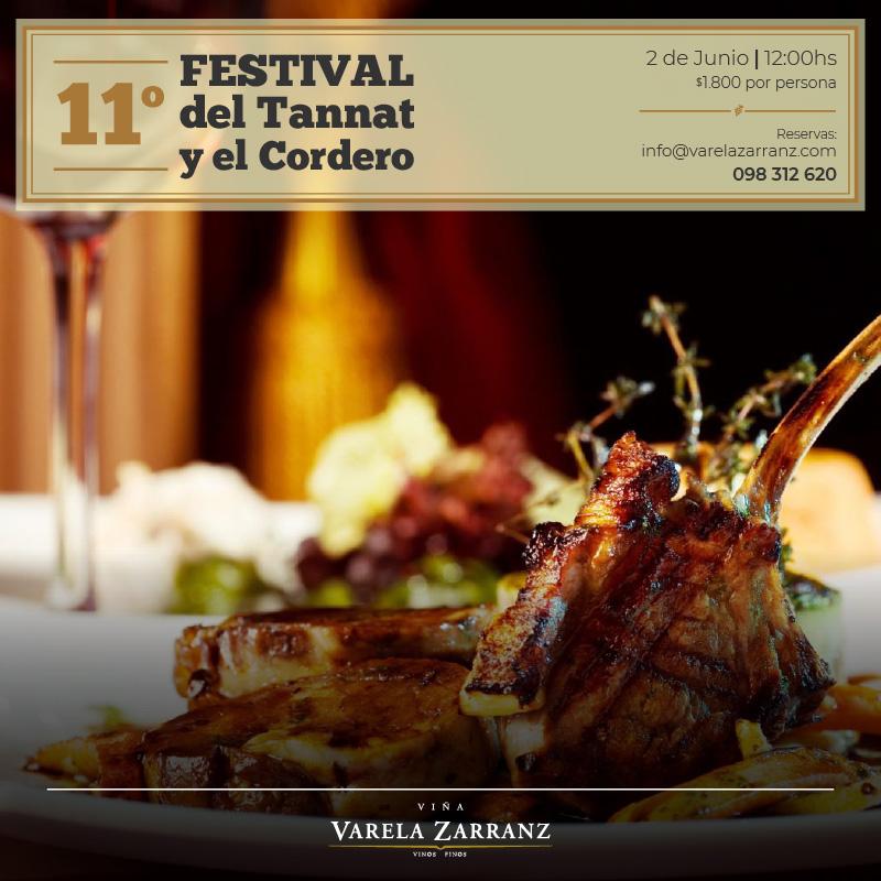 Festival del Tannat y el Cordero 2019