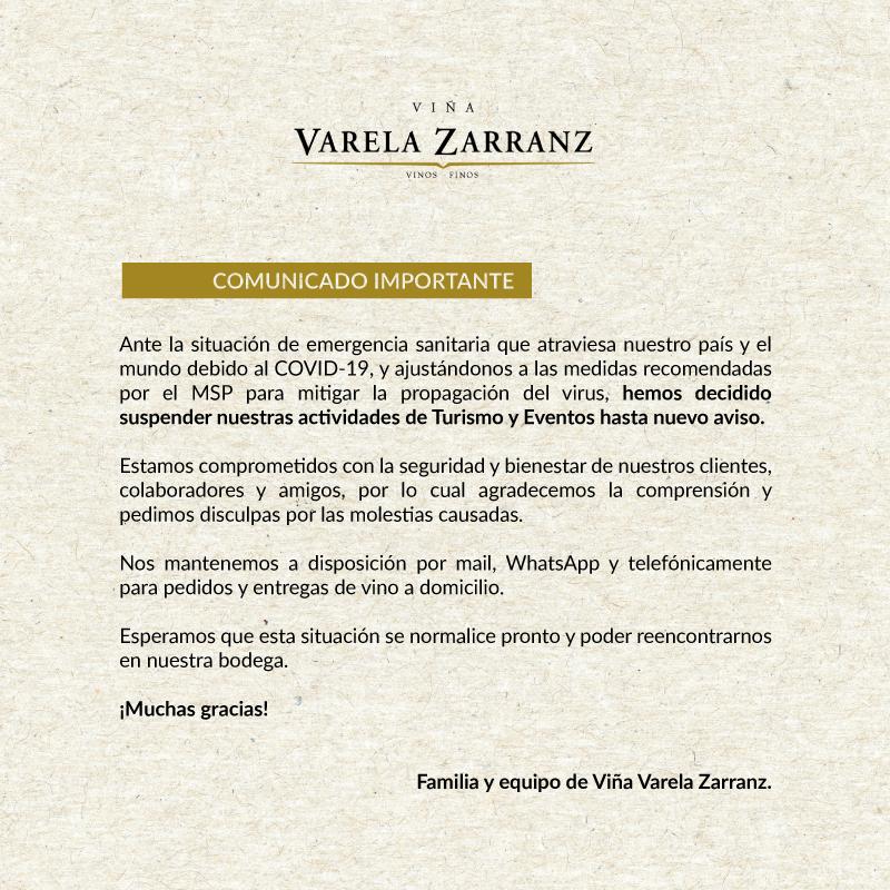 Viña Varela Zarranz
